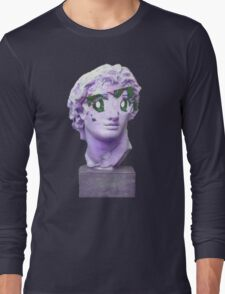 Anime Caesar Long Sleeve T-Shirt