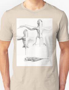 Anurognath Muscle Study T-Shirt