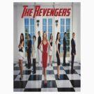 Revenge - the avengers by rachick123