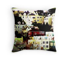 Windows on the Hill Throw Pillow