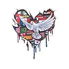 Peace by Jody Steel by artistjodysteel