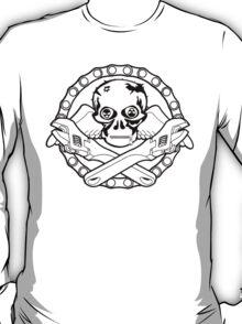 Spanner Skull  T-Shirt
