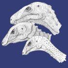 Morrison Dinosaurs 1 by Jaime Headden
