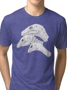 Morrison Dinosaurs 1 Tri-blend T-Shirt
