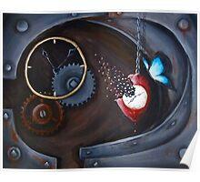 Rebirth for a Clockwork Soul Poster