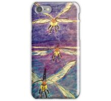 The Tattooed Dragon Flys iPhone Case/Skin