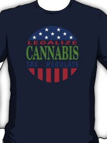 Legalize Cannabis T-Shirt