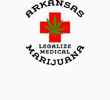 Arkansas Legalize Medical Marijuana Unisex T-Shirt
