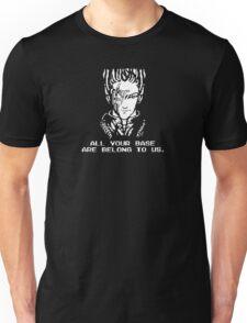 All Your Base - Black T Unisex T-Shirt