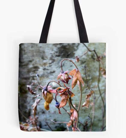 Withered Beauties Tote Bag