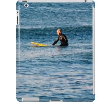 Waiting for the Perfect Wave......       ^ iPad Case/Skin