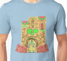 Castle Sugarskull Unisex T-Shirt
