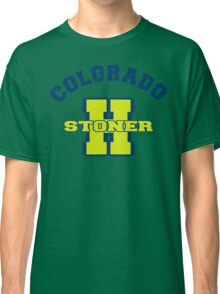 Colorado Marijuana Classic T-Shirt
