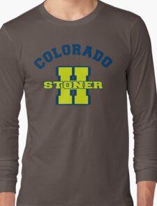 Colorado Marijuana Long Sleeve T-Shirt