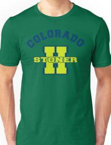 Colorado Marijuana Unisex T-Shirt