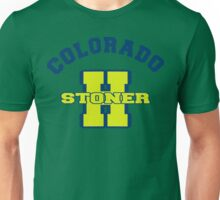 Colorado Marijuana Unisex T-Shirt