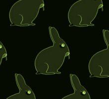 Best friends - Rabbits Sticker