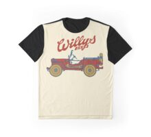Willys-Overland MB 1941 Graphic T-Shirt