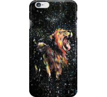 the lion sleeps no more iPhone Case/Skin