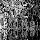 Bear Lake in Black and White by JRRouse