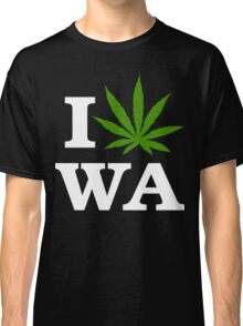 I Cannabis Washington Classic T-Shirt