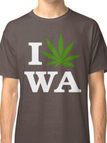 I Cannabis Washington Classic T-Shirt