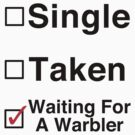Waiting for a Warbler by Jessica Becker