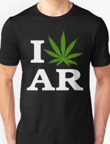 I Cannabis Arkansas T-Shirt