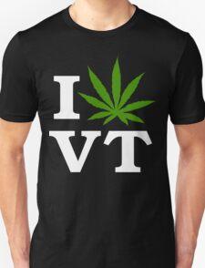 I Cannabis Vermont T-Shirt