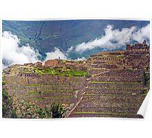 Inca Ruins3 Poster