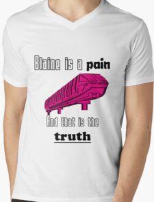 Blaine the Mono Mens V-Neck T-Shirt