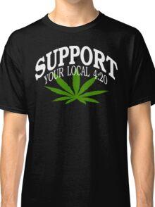 Cannabis 420 Classic T-Shirt