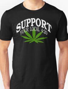 Cannabis 420 T-Shirt