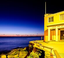 Coogee Surf Lifesaving CLub by David Haworth