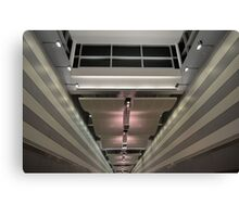 Miami International Airport in Florida Canvas Print