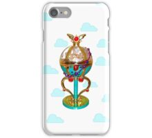 Pegasus Stallion Reve and Clouds! iPhone Case/Skin