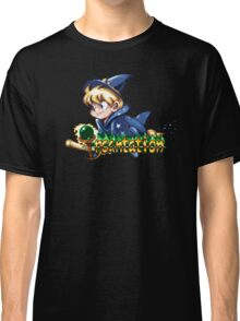 Incantation (SNES) Title Screen Classic T-Shirt