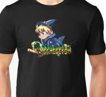 Incantation (SNES) Title Screen Unisex T-Shirt