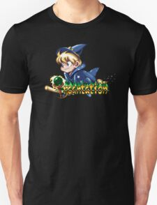Incantation (SNES) Title Screen T-Shirt