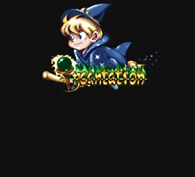 Incantation (SNES) Title Screen Unisex T-Shirt
