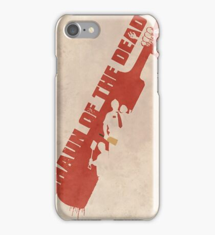 Shaun of the Dead Cricket iPhone Case/Skin