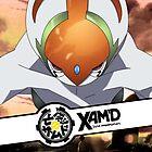 Xam'd by anguishdesigns
