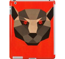 Poly - Panther iPad Case/Skin