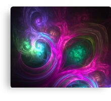 Power of Emotions Canvas Print