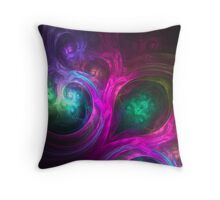 Power of Emotions Throw Pillow