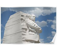 Honoring Martin Luther King Poster