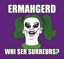 Ermahgerd Bertmern! by MrKroli