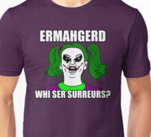 Ermahgerd Bertmern! Unisex T-Shirt