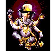 Ganesh On Deck Photographic Print