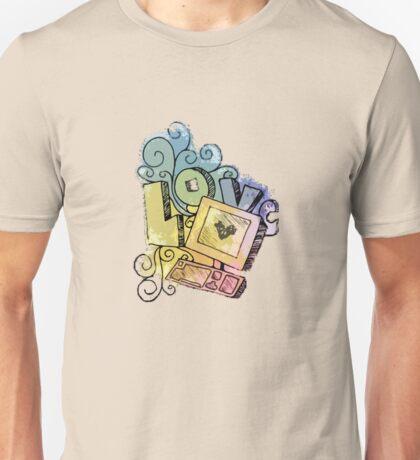 Love that Technology  Unisex T-Shirt